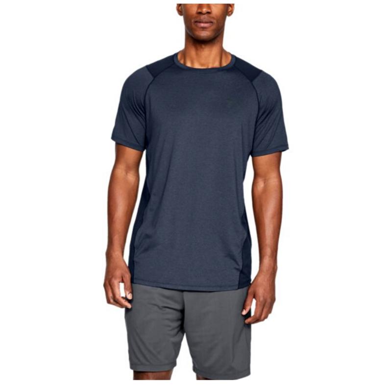 t-shirt-training-under-armour-mk-1-blu