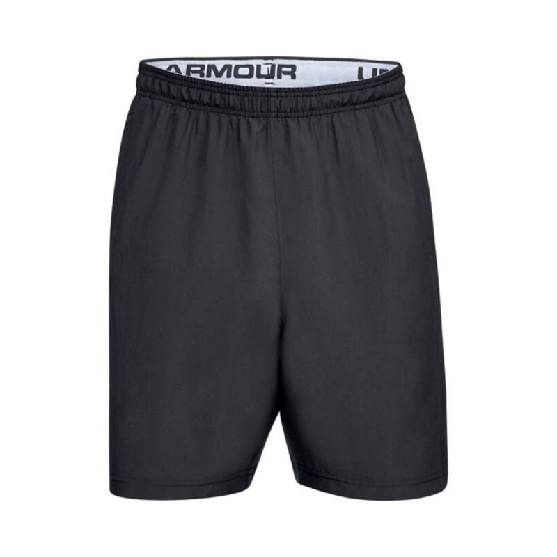 pantaloncino-under-armour-woven-20cm-nero