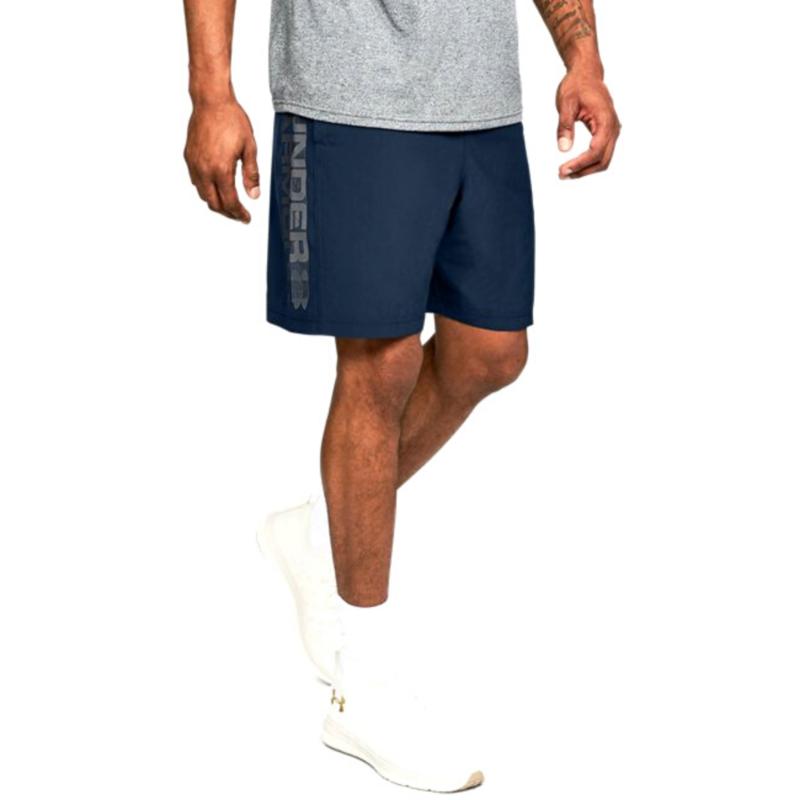 pantaloncino-under-armour-woven-20cm-blu