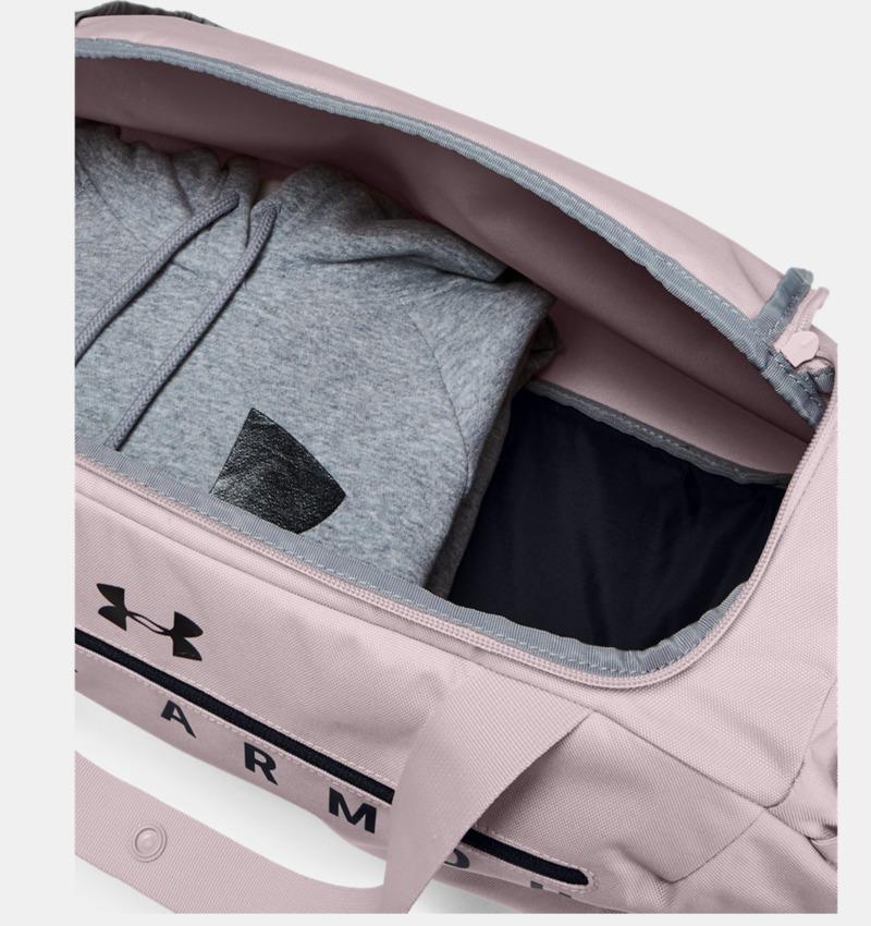 borsone-under-armour-21-litri-rosa