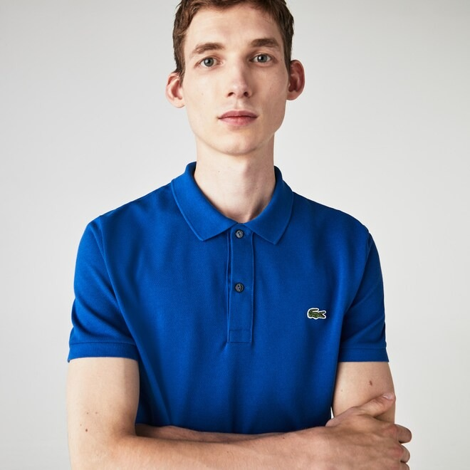 polo-lacoste-di-taglio-attillato-slim-fit-royal