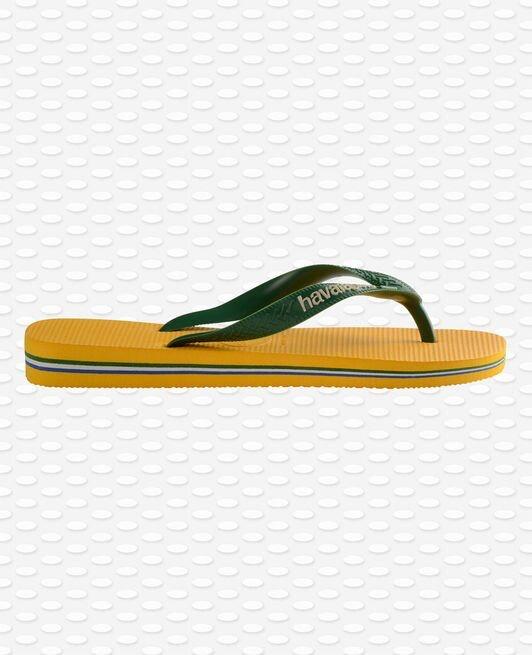 brasil-logo-infradito-da-bagno-colore-banana-yellow