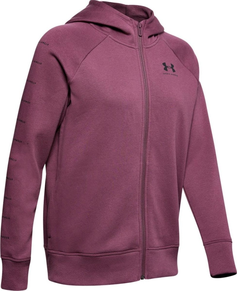 felpa-zip-under-armour-donna